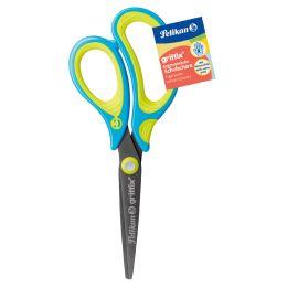 Pelikan griffix Schulschere, spitz, Neon Fresh Blue
