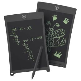 WEDO LCD Schreib- & Maltafel, 8,5 Zoll (21,59 cm), schwarz