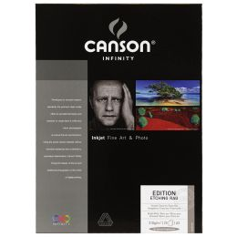 CANSON INFINITY Fotopapier Edition Etching Rag, 310 g/qm, A3