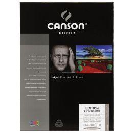 CANSON INFINITY Fotopapier Edition Etching Rag, 310 g/qm, A3