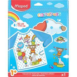 Maped Kinder-Malschürze COLORPEPS, für Größe 82 - 110 cm