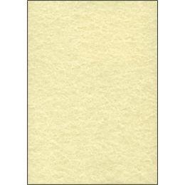 sigel Struktur-Papier, A4, 90 g/qm, Perga champagne