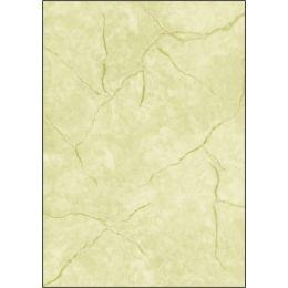 sigel Struktur-Papier, A4, 90 g/qm, Feinpapier, Granit beige