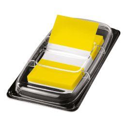 sigel Haftstreifen Z-Marker Film Color-Tip, gelb, 50 Blatt