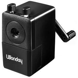 Wonday Spitzmaschine, Kunststoffgehäuse, Farbe: schwarz