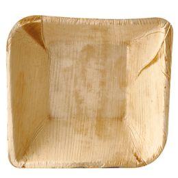 PAPSTAR Palmblatt-Schale pure, eckig, 300 ml