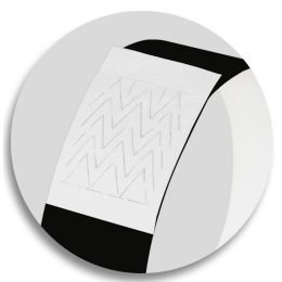 sigel Eventbänder Super Soft, reißfest, schwarz