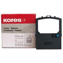 Kores Farbband für EPSON LQ 2500/2550, Nylon, schwarz