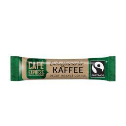 HELLMA Instant-Kaffee Café Express Decaf, Portionssticks