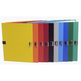 EXACOMPTA Dokumentenmappe, DIN A4, Karton, perlweiß