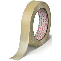 NOPI Allzweck-Abdeckband Papier, 19 mm x 50 m, beige