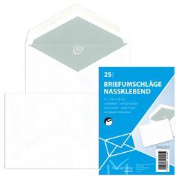 MAILmedia Briefumschlag Offset weiß, B6, ohne Fenster