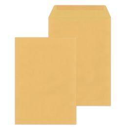 MAILmedia Versandtaschen C5 naßklebend, ohne Fenster,75 g/qm