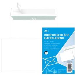 MAILmedia Briefumschlag Offset weiß, C6, ohne Fenster