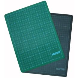 Hansa Schneidematte Cut-Mat, PVC, 300 x 220 mm, grün