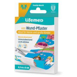 Lifemed Kinder-Wund-Pflaster Märchen, 500 mm x 60 mm