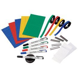 MAUL Zubehör-Set für Planungstafeln, Profi-Ausstattung