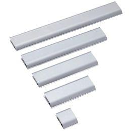 MAUL Klemmleiste, aus Aluminium, Länge: 113 mm