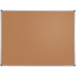 MAUL Korktafel Standard, (B)900 x (H)600 mm, grau
