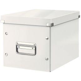LEITZ Ablagebox Click & Store WOW Cube M, weiß