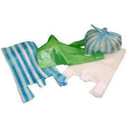 dm-folien Hemdchen-Tragetasche, geblockt, aus HDPE, weiß