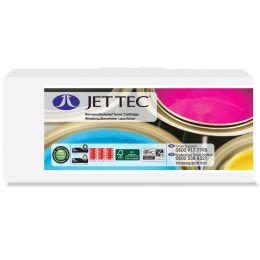 JET TEC Toner O3100C ersetzt OKI 42804515, cyan