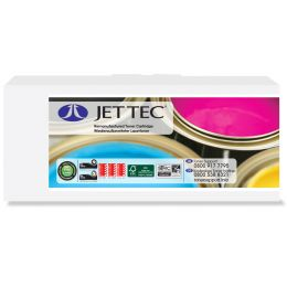 JET TEC Toner O3100M ersetzt OKI 42804514, magenta