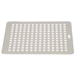 keeeper Spülbeckenmatte, eckig, (B)315 x (T)265 mm, weiß