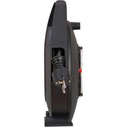 brennenstuhl Kabelbox Vario-Line, Kabel: 10 m, USB-Anschluss