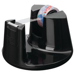 tesa Tischabroller Easy Cut Compact, bestückt, schwarz