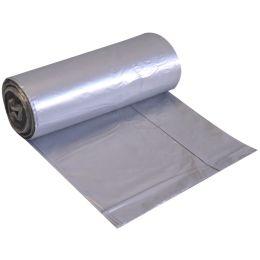 HYGOSTAR Mülleimerbeutel, grau, 30 Liter, 500 x 600 mm