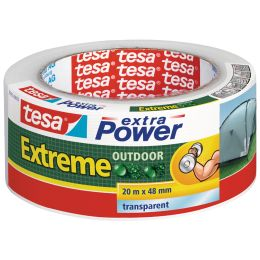 tesa Folienband extra Power Extreme Outdoor, 48 mm x 20 m