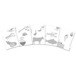 HERMA Rezepteordner BBQ, Rückenbreite: 70 mm, DIN A5