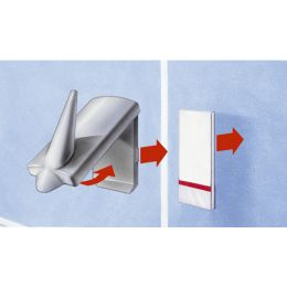 tesa Powerstrips SMALL, Haltekraft: max. 1,0 kg