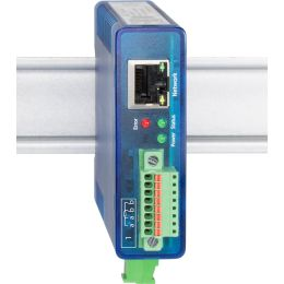 W&T Web-Thermometer PT100/PT1000, 10/100 MBit Ethernet Port