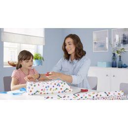 tesa Mini Abroller, inkl. 2 Klebefilm tesa Film 19 mm x 10 m