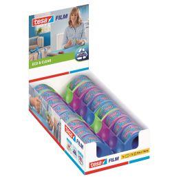 tesa ecoLogo Mini Abroller inkl. tesa Film Eco & Clear