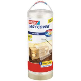 tesa Abdeckfolie Easy Cover Premium, 1.400 mm x 33 m