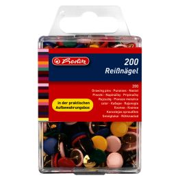 """herlitz Reián""""gel, farbig sortiert, Durchmesser: 9,5 mm"""