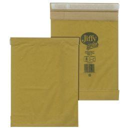 MAILmedia Jiffy Papierpolsterversandtasche, Größe: 0