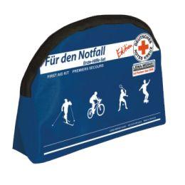 LEINA Freizeit-Tasche, Edition DRK, 22-teilig, blau