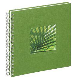 PAGNA Foto-Spiralalbum Nature Palm, Maße: (B)255 x (H)250 mm
