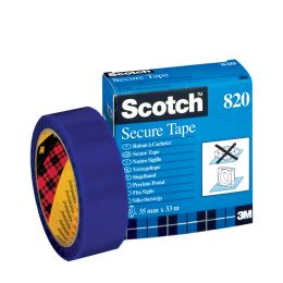 3M Scotch Siegelbandrolle, 35 mm x 33 m, rot