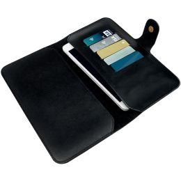 LogiLink Smartphone-Tasche, 5 Kartenfächer, 5,5 (13,97 cm)