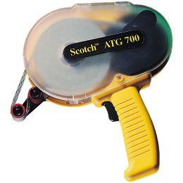 3M Transferklebstoff-Abroller ATG, Kunststoff, gelb