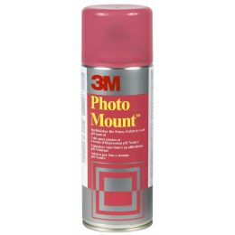 3M Scotch Sprühkleber Foto-Mount, 400 ml