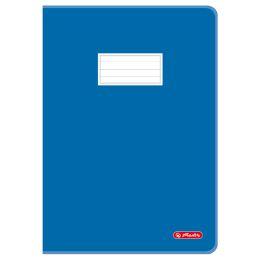 herlitz Schulheftheft x.book, DIN A4, Lineatur 25 / liniert