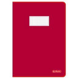herlitz Schulheft x.book, DIN A4, Lineatur 26 / kariert