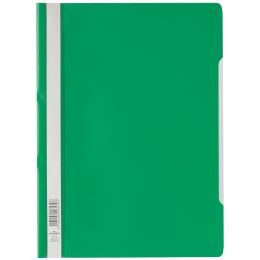DURABLE Schnellhefter, DIN A4, aus PP-Folie, grün