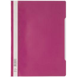 DURABLE Schnellhefter, DIN A4, aus PP-Folie, purpur rot
